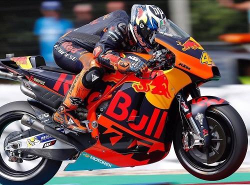 Motocykle MotoGP wracają na tory! Testy KTM w Spielbergu