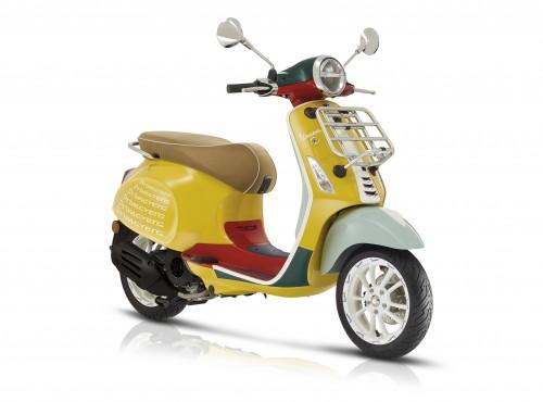 Piaggio wygrało proces z dwiema firmami o prawo do wizerunku skuterów Vespa
