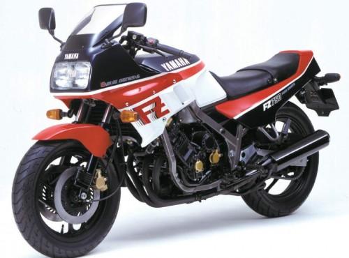 Yamaha FZ750 2020? Czy Iwata wskrzesi swoją wielką gwiazdę lat 80?
