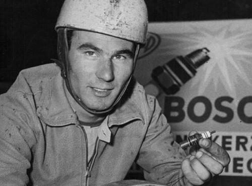 Nie żyje Carlo Ubbiali, 9-krotny mistrz świata w wyścigach motocyklowych