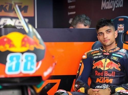 MotoGP: Jorge Martin zastąpi Jacka Millera w zespole Pramac Ducati