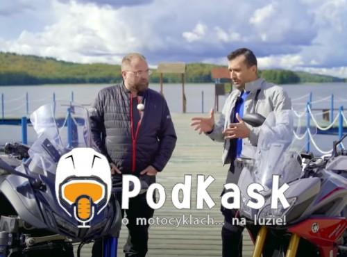 PodKask, czyli podcast Ścigacza. O motocyklach na luzie! [POSŁUCHAJ]