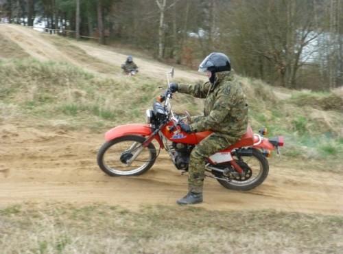 Honda czy Kawasaki? Przetarg na motocykle dla Straży Granicznej rozstrzygnięty
