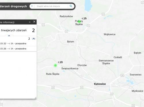 Nie tylko Google Maps. Policyjna aplikacja ostrzega o wypadkach i korkach