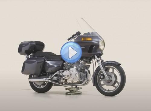 Rodzynki z Milwaukee: Harley pokazuje swoje nietypowe konstrukcje na YouTube