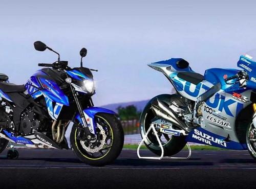 Suzuki GSX-S 750 MotoGP - wersja specjalna z Francji
