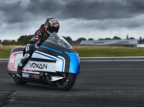 Voxan Wattman, ekstremalny motocykl dla Maxa Biaggiego gotowy do bicia rekordu