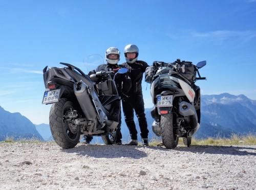 Motocyklem do Chorwacji, Czarnogóry, Słowenii. Jakie mandaty, opłaty, przepisy