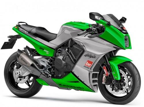 Nowy Kawasaki GPZ 900 R. Takiego następcę chcielibyśmy zobaczyć w nowym Top Gun!