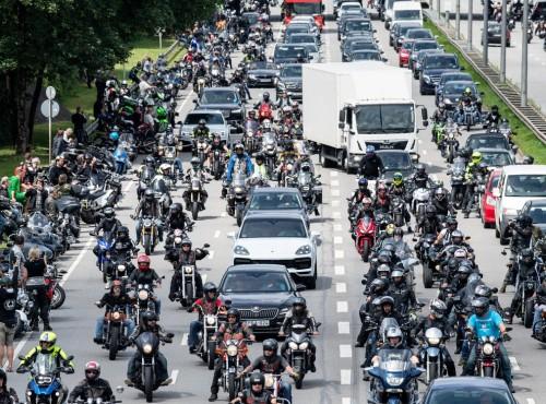 Niemieccy motocykliści są wściekli. Zorganizowali masowe protesty