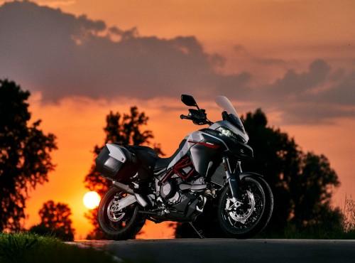 Inspiracje z MotoGP. Nowe wykończenie Ducati Multistrada 950 S