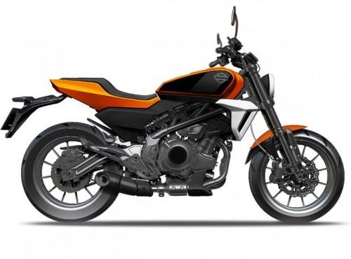 Harley Davidson HD 353 2021. Najmniejszy z cruiserów HD nadjeżdża!
