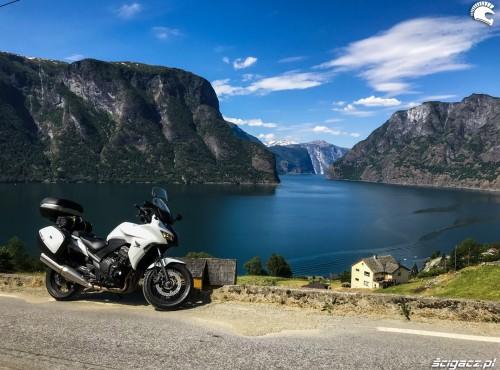 Motocyklem do Rumunii i Norwegii. Koniec ograniczeń związanych z Covid-19