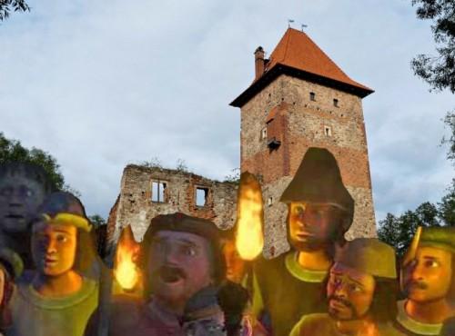 Motocykle to zło i zgorszenie! Mieszkańcy śląskiej wsi ślą anonimy do policji