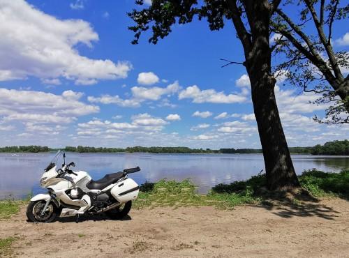 Motocyklem dookoła Polski. Odkrywamy najpiękniejsze zakątki kraju