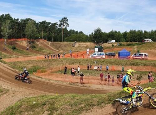 Wyniki Mistrzostw Strefy Polski Północnej i Zachodniej w Motocrossie