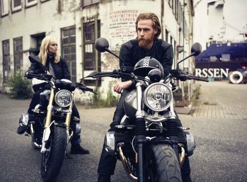 Produkt miesiąca BMW Motorrad: ubrania z serii DarkNite