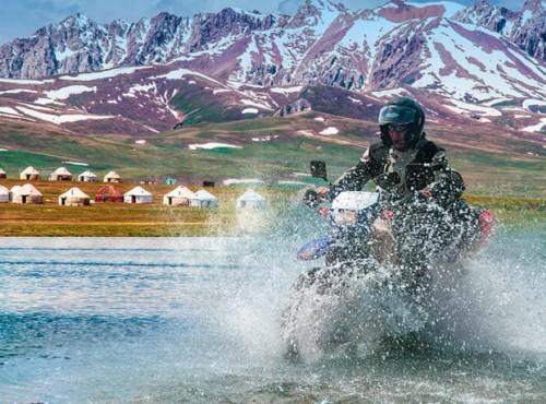 Kirgistan motocyklem? Wybieramy, kto pojedzie z nami!
