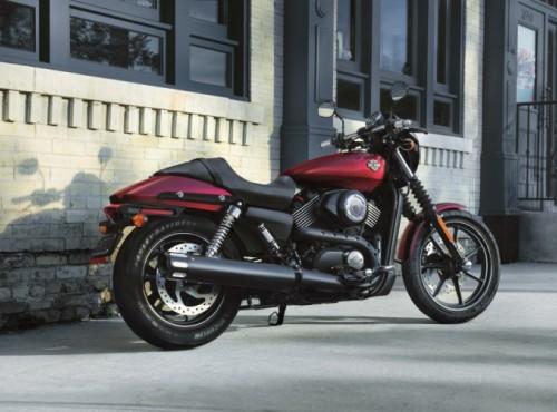 Harley-Davidson bliski zakończenia produkcji modelu Street 750