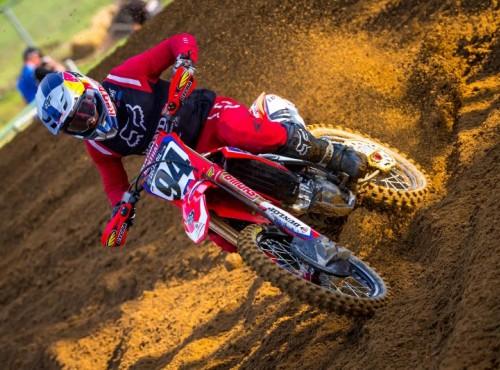 Ken Roczen wycofuje się z Mistrzostw AMA Pro Motocross