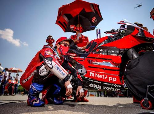 MotoGP: Dovizioso nie przedłuży kontraktu z Ducati! Przejdzie do Aprilii?