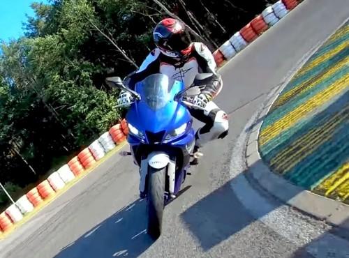 Yamaha R3 i trzy wymiary [FILM]