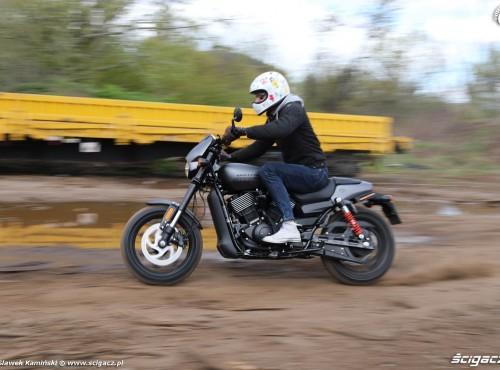 Koniec modeli linii Sportster i Street. Harley-Davidson wycofuje je z Europy
