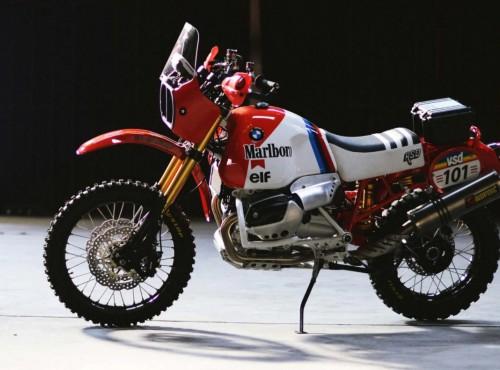 Roland Sands Dakar GS. Retro custom, który rzucił nas na kolana! [FILM]