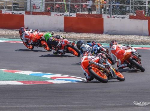 Z Pit Bike do Moto5. Czwórka młodych zapaleńców startuje w Hiszpanii
