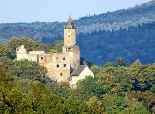 Trasy motocyklowe i ciekawe miejsca w Polsce: Góry Sowie