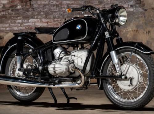 Na sprzedaż: BMW R69 z 1959
