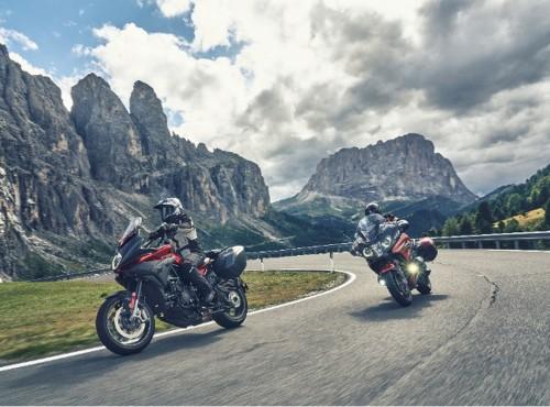 Nowe Bridgestone Battlax Sport Touring T32 i T32GT. Taka chciałaby być każda opona turystyczna!