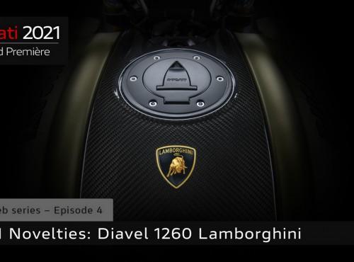 Ducati i Lamborghini - nadchodzi połączenie dwóch światów