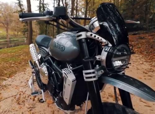Norton Atlas 650 - motocykl tylko dla cierpliwych