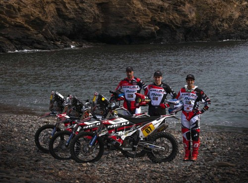 Marka Rieju zadebiutuje w Rajdzie Dakar 2021