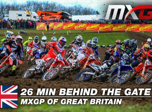Za kulisami MXGP 2020. Runda pierwsza - Matterley Basin [VIDEO]