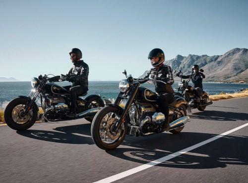 BMW szykuje nowy motocykl turystyczny - R 18 Transcontinental