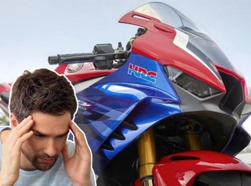 Motocykle Hondy będą czytać w myślach