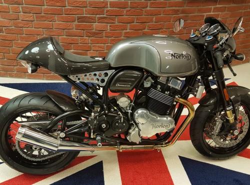 Norton gotowy do wznowienia produkcji - zacznie od legendarnego modelu
