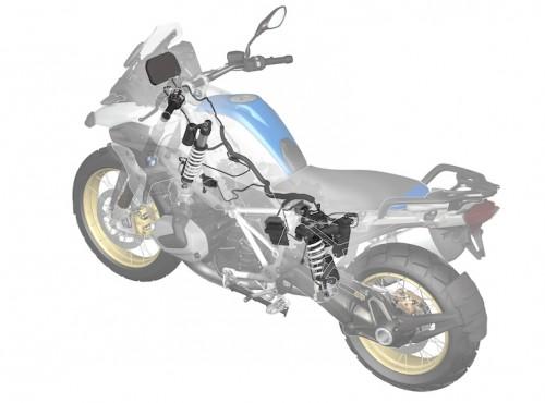 Półaktywne i adaptacyjne zawieszenia w motocyklach