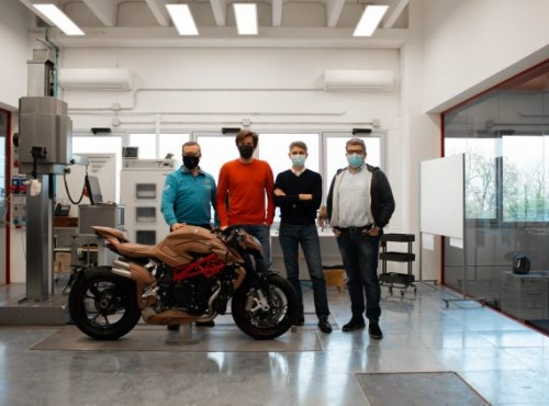 MV Agusta z nowym szefem działu projektowego