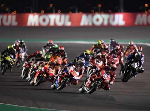MotoGP 2021: Dodatkowe testy przedsezonowe w Katarze