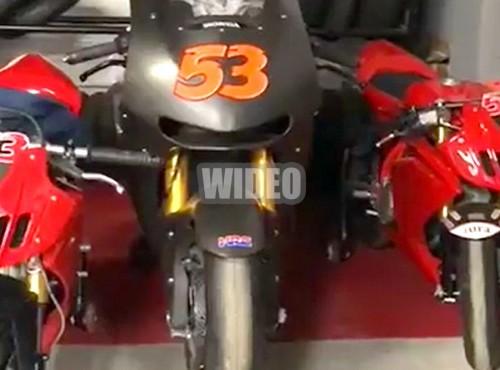 Tito Rabat pokazuje swój garaż. Honda RC213V, Ducati Panigale V4, zobacz, co jeszcze tam ma...