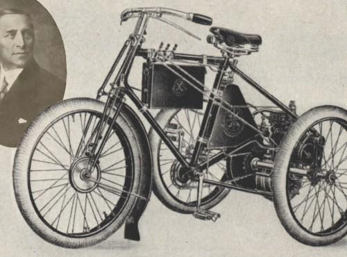 Początek motocykli w Polsce. Kto był pierwszym motocyklistą. Co można uznać za pierwszy motocykl w Polsce?