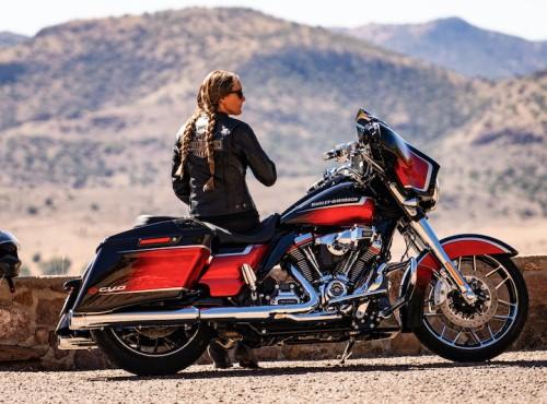 Motocykle Harley-Davidson na rok 2021 - sprawdzone rozwiązania zamiast terapii szokowej