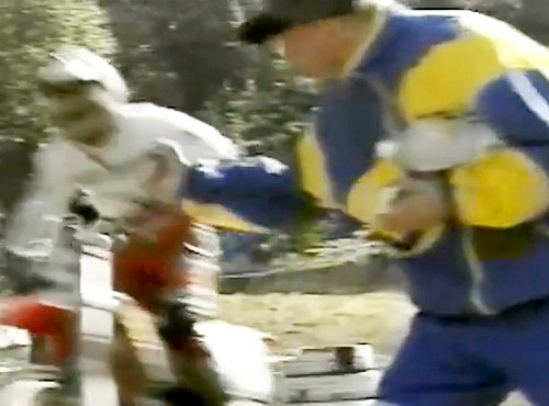 Film o Wójcik MX z Telewizji Gdańsk z 1998 roku. Nie było YouTuba, a były dobre filmy