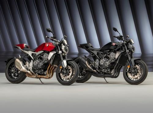 Honda szykuje motocykl elektryczny - mamy szkice patentowe
