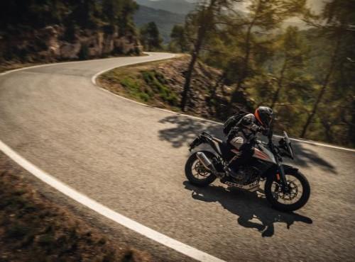KTM 490 Adventure - tak mógłby wyglądać motocykl turystyczny na kat. A2