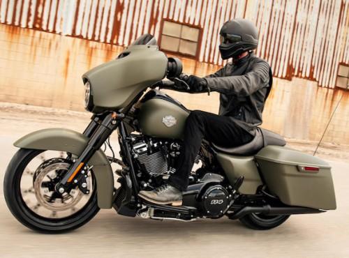 Jeżdżę na co dzień Harleyem. Co myślę o nowych modelach Harley-Davidson na rok 2021?