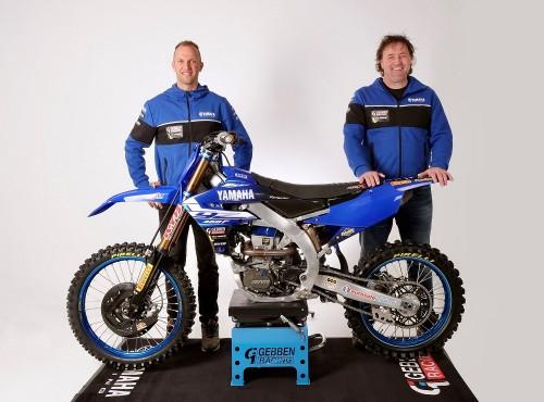 MXGP: Kevin Strijbos w Gebben Van Venrooy Racing na sezon 2021